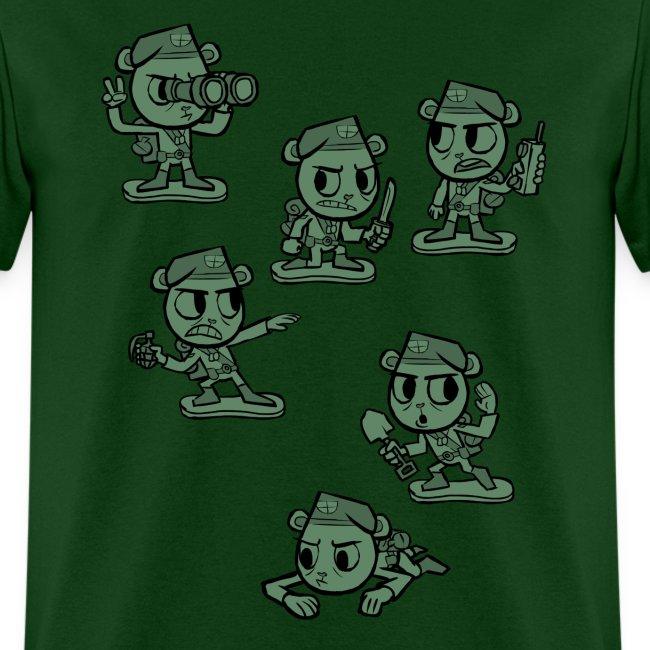 HTF - Flippy Armymen