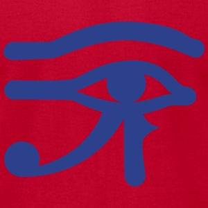 Eye of Horus - Men's T-Shirt by American Apparel