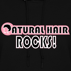 Natural Hair Rocks Hoodies - Women's Hoodie