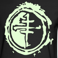 Design ~ Long sleeve  Glow-in-the-Dark
