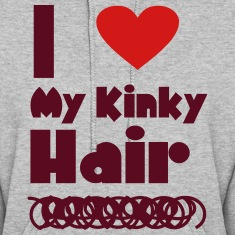 I Love My Kinky Hair T Shirt Hoodies