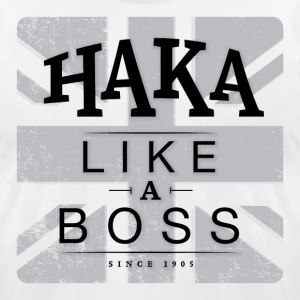 Haka like a boss T-Shirts - Men's T-Shirt by American Apparel