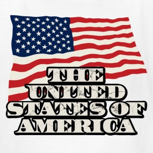 The United States of America - Kids' T-Shirt
