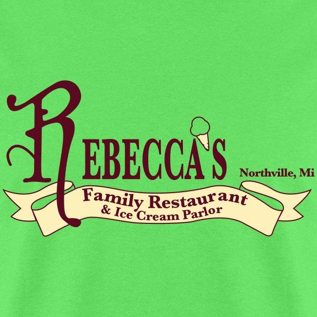 Rebecca's Mens Basic Logo