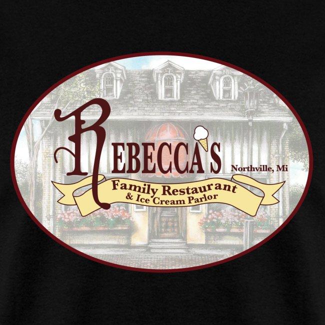 Rebecca's Male Basic Logo Round