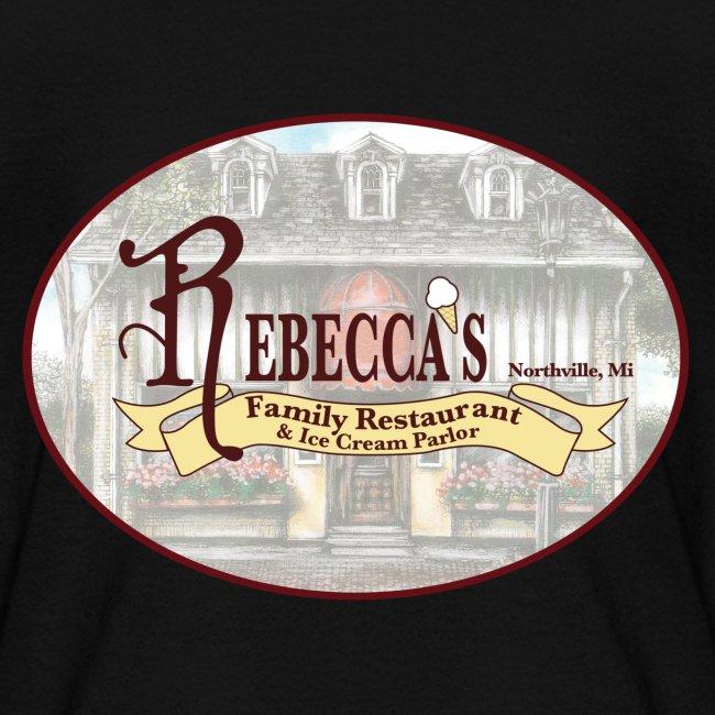 Rebecca's Kids Basic Logo Round