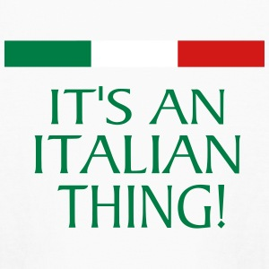 IT'S AN ITALIAN THING! Kids' Shirts - Kids' Long Sleeve T-Shirt