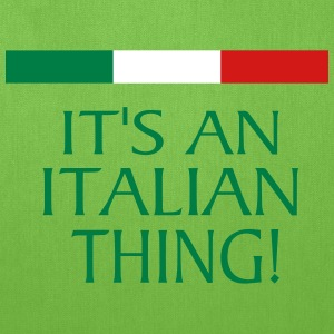 IT'S AN ITALIAN THING! Bags & backpacks - Tote Bag