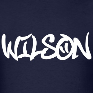 Wilson Graffiti T-Shirts - Men's T-Shirt