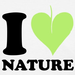 I love nature Women's T-Shirts - Women's T-Shirt