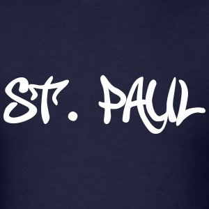 St Paul Graffiti T-Shirts - Men's T-Shirt