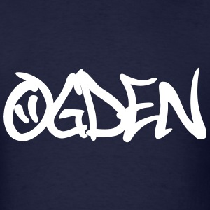 Ogden Graffiti T-Shirts - Men's T-Shirt