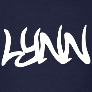 Lynn Graffiti T-Shirts - Men's T-Shirt