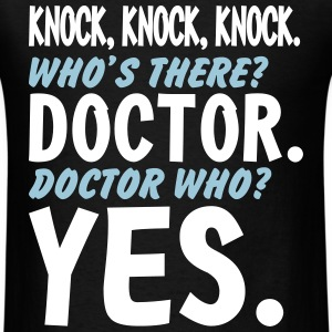 doctor T-Shirts - Men's T-Shirt
