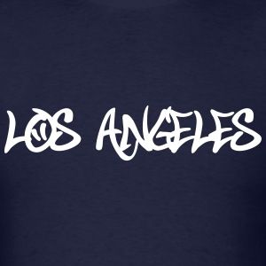 Los Angeles Graffiti T-Shirts - Men's T-Shirt