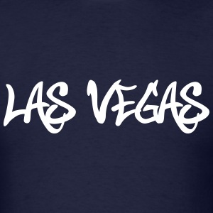 Las Vegas Graffiti T-Shirts - Men's T-Shirt