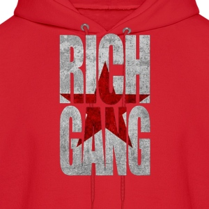 Rich Money Hoodies - Men's Hoodie