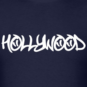 Hollywood Graffiti T-Shirts - Men's T-Shirt