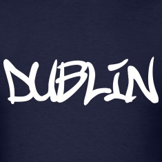 Dublin Graffiti T-Shirts