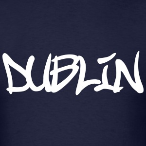 Dublin Graffiti T-Shirts - Men's T-Shirt