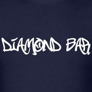 Diamond Bar Graffiti T-Shirts - Men's T-Shirt
