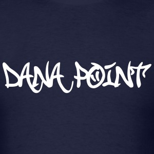 Dana Point Graffiti T-Shirts - Men's T-Shirt