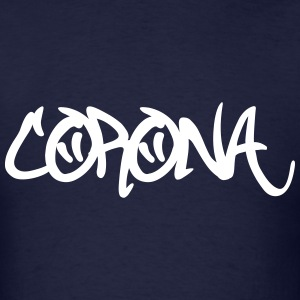 Corona Graffiti
