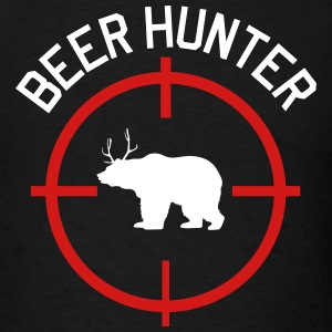 Beer Hunter T-Shirts - Men's T-Shirt