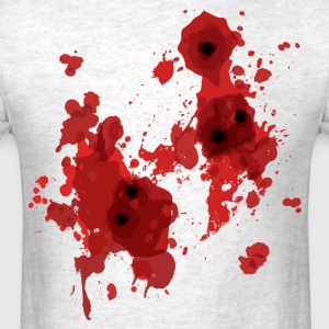 I've Been Shot! - Men's T-Shirt