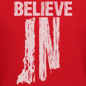 Believe IN Long Sleeve Shirts - Crewneck Sweatshirt