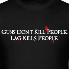 Guns Don't Kill People... T-Shirts