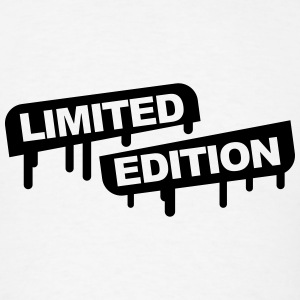 Limited Edition Graffiti Style T-Shirts - Men's T-Shirt