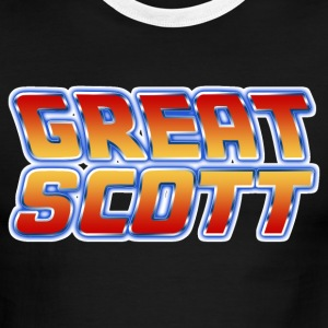 Great Scott T-Shirts - Men's Ringer T-Shirt