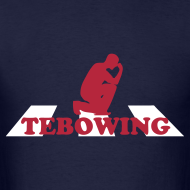 Design ~ Tebowing - Beatles T-Shirt