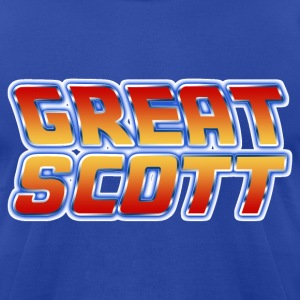 Great Scott T-Shirts - Men's T-Shirt by American Apparel
