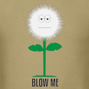 Dandelion Head - Men's T-Shirt