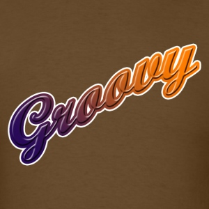 Groovy T-Shirts - Men's T-Shirt