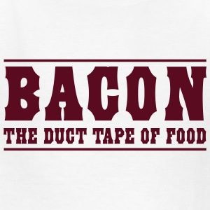 Bacon is the duct tape of food Kids' Shirts - Kids' T-Shirt