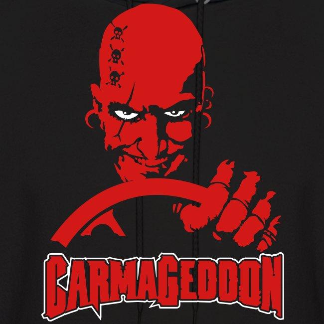Carmageddon Logo & Max