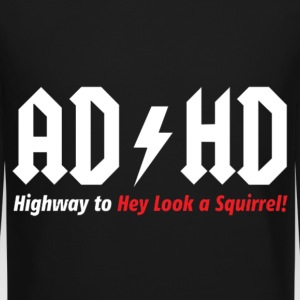 AD HD Long Sleeve Shirts - Crewneck Sweatshirt