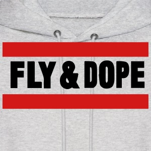 FLY AND DOPE Hoodies - Men's Hoodie