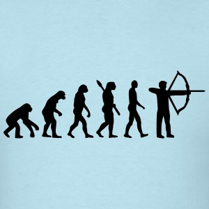 Evolution Archery T-Shirts - Men's T-Shirt