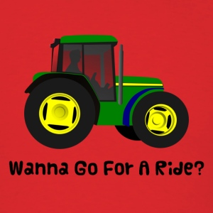 Want a ride - Men's T-Shirt