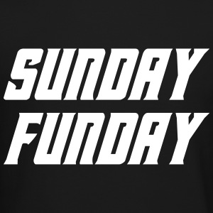 Sunday Funday Long Sleeve Shirts - Crewneck Sweatshirt