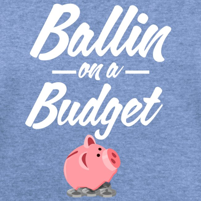 Ballin Ona Budget Wide Neck Sweatshirt