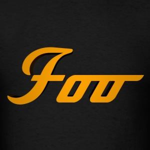 Foo Men's T-Shirt - Men's T-Shirt