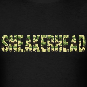 Sneakerhead Camo T-Shirts - Men's T-Shirt