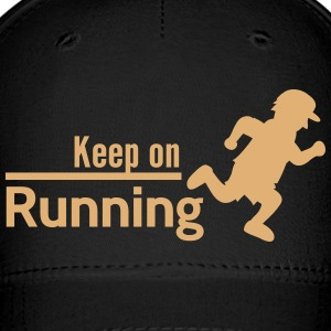 Keep on Running Caps - Baseball Cap