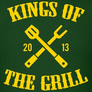Kings of the Grill - Men's T-Shirt