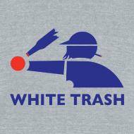Design ~ White Trash Socks